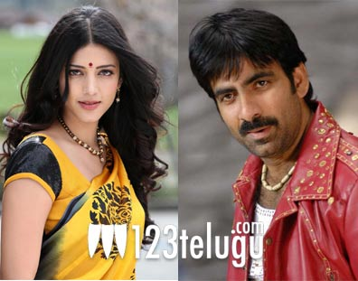 Raviteja-and-shruthi