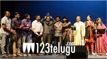 Press Note : Padmabhushan S P  Balasubrahmanyam musical concert in