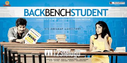 Back-Bench-Student