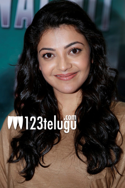 Kajal aggarwal begins shooting for jilla 123telugu kajal thecheapjerseys Images