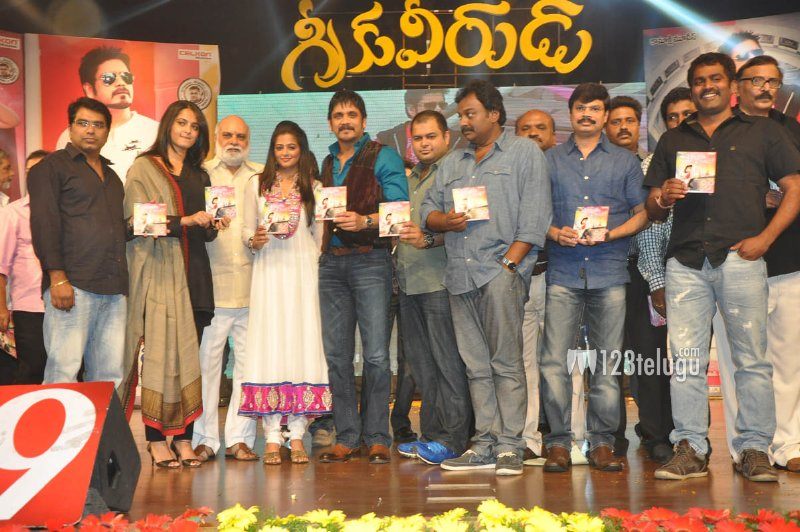Greeku Veerudu Audio Launch (22)