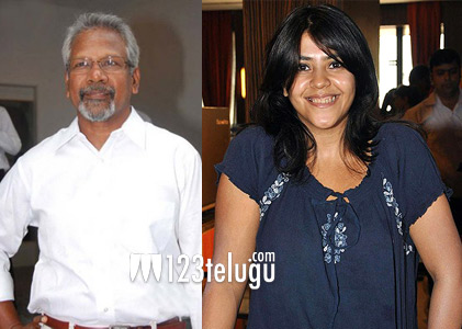 Mani-rathnam-and-ektha-kapo