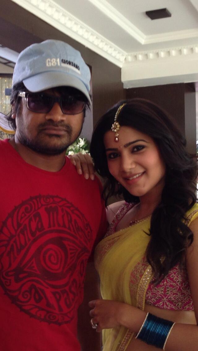 Harish and Samantha