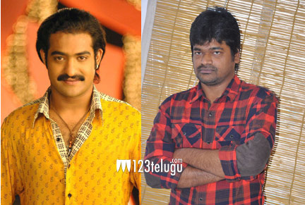 NTR-and-Harish-Shankar