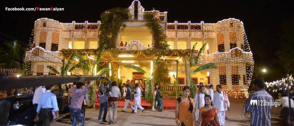 Pawan-Kalyan house