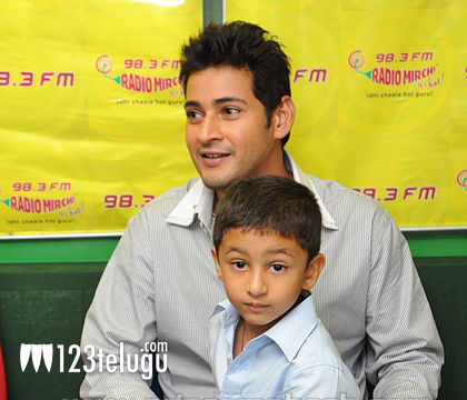 Mahesh-Babu-And-His-Son