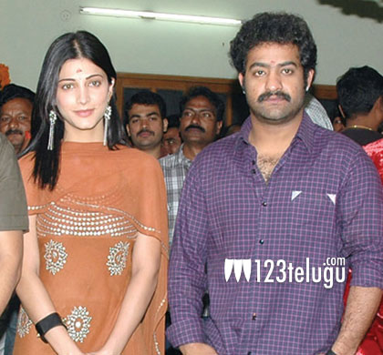 NTR-and-Shruthi-Hasan