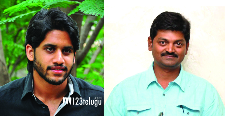 naga chaitanya and vijaya kumar konda new