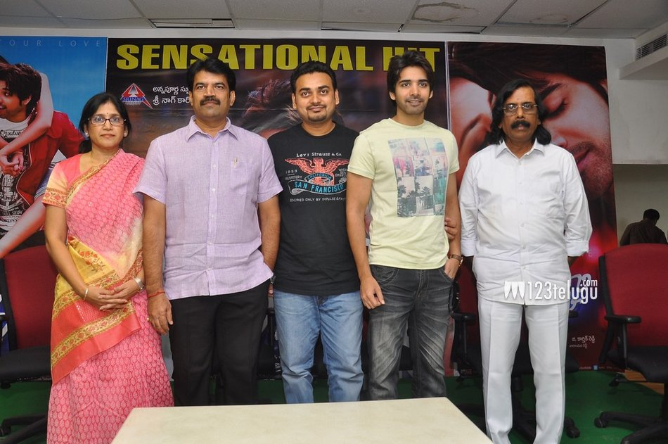 Adda Movie Success Meet (2)