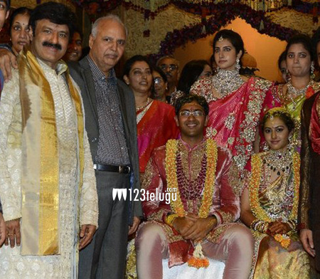 Balakrishna-Daughters-Weddi