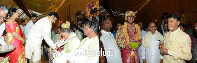 Balayya's-daughter's-weddin