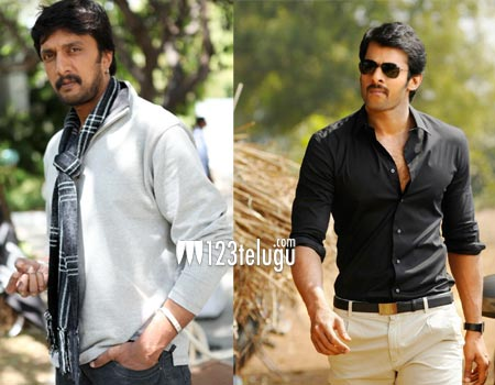 sudeep to remake mirchi