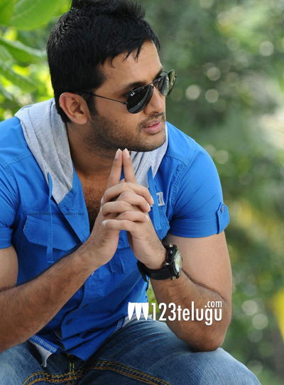 Actor-Nithin