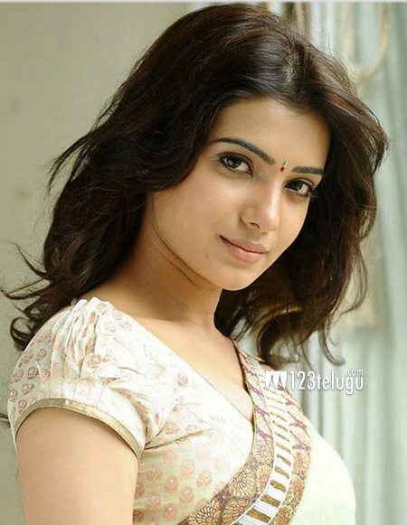 Samantha-in-saree