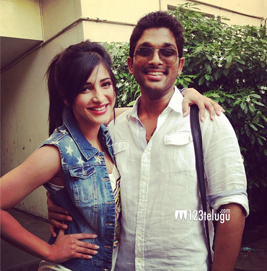 Allu-Arjun-and-Shruti-Hassa