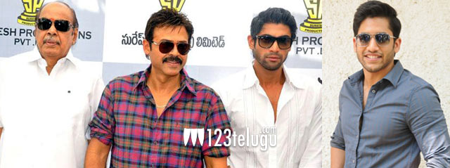 Daggubati-family-to-work-to