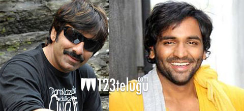 Ravi-Teja's-voice-over-for-