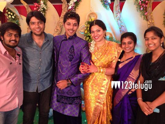 Geetha-Madhuri's-engagement