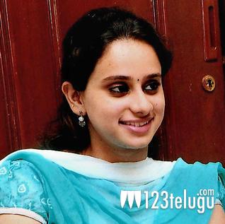 Ghantasala's-granddaughter-
