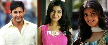 Mahesh-Samantha-and-Kajal