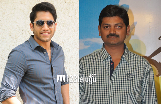 naga chaitanya and konda vijay kumar