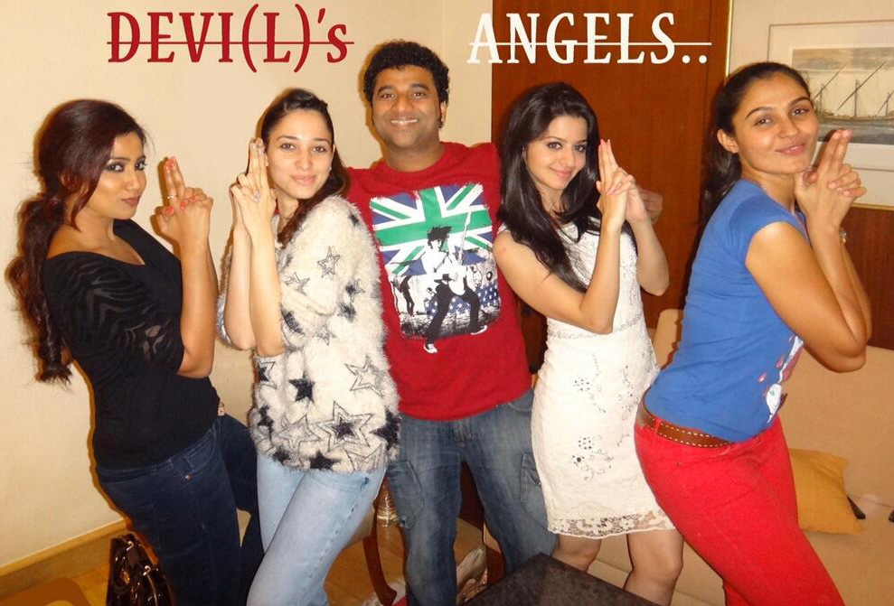 Devils-angels