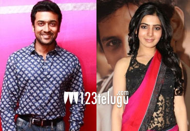 Surya-Samantha-Film
