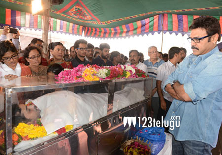 respects to Uday Kiran