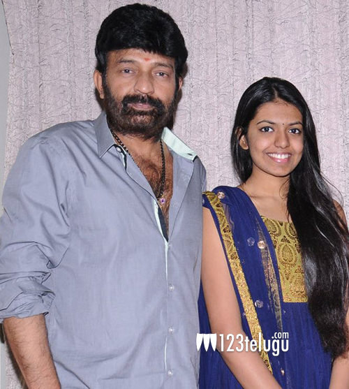 Rajashekhar's-daughter