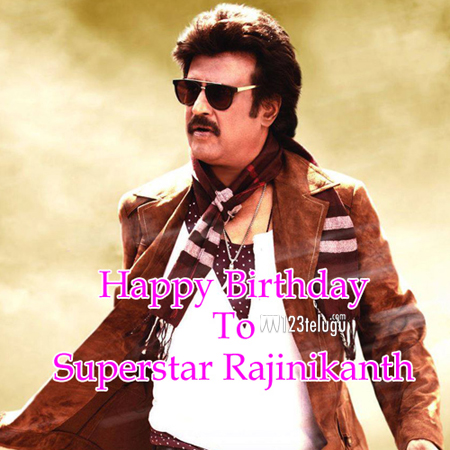 Super-star-RAjini