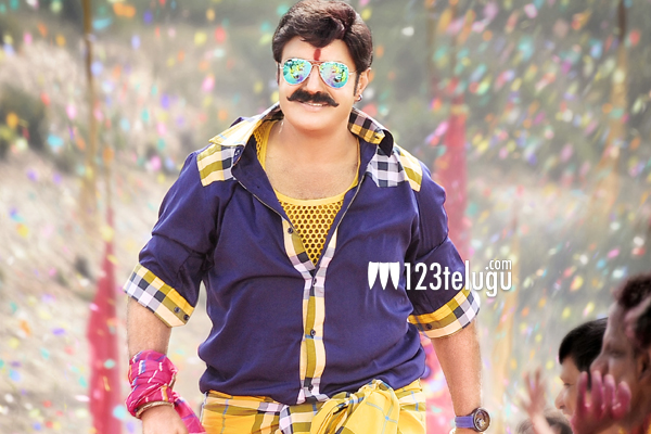 balakrishna-mass-look