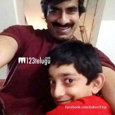 raviteja-with-son