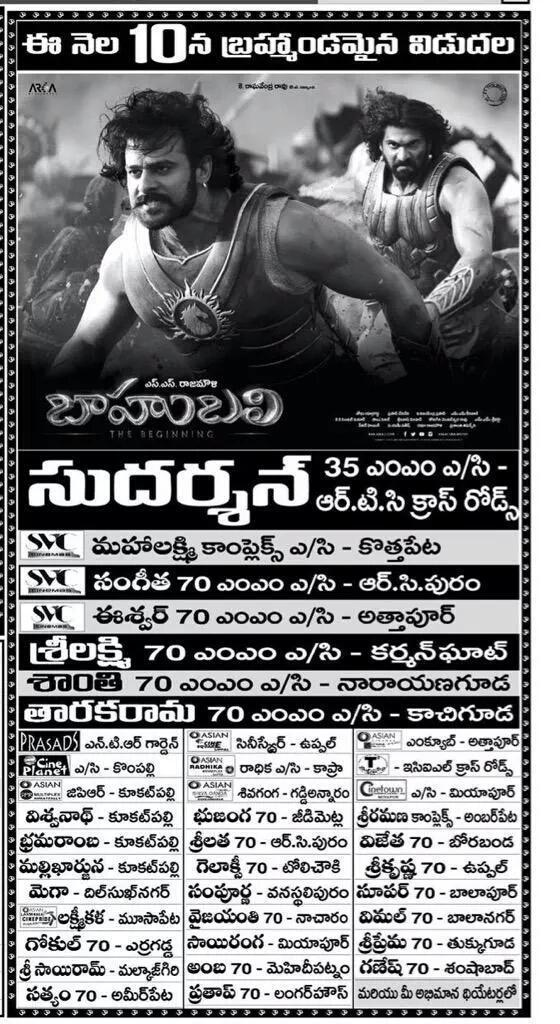 Baahubali-hyderabad-theater-list
