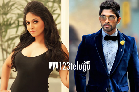 anjali-and-allu-arjun