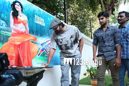garam-teaser-launch