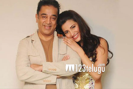 Kamal-and-Shruti-Hassan