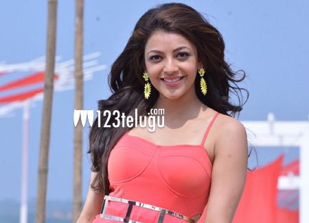 Actress-Kajal
