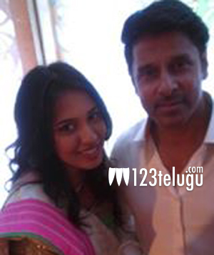 Vikram-daughter