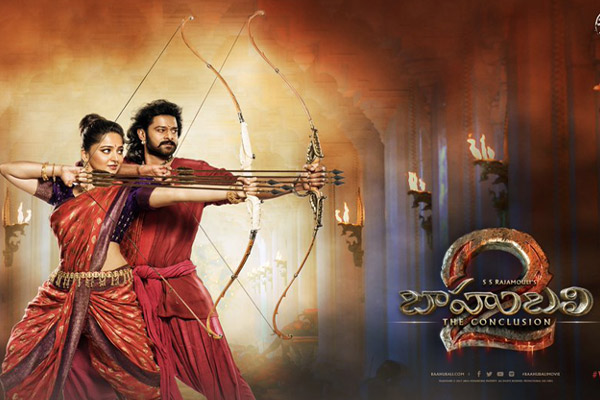 Baahubali 2 movie AP/Telangana first day box office collections