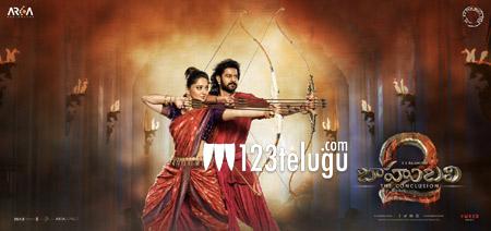 Baahubali 2 movie AP/Telangana first day box office