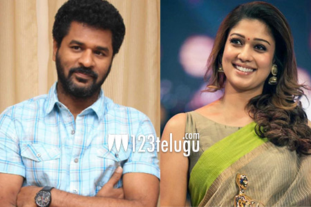 Until A Few Years Ago Nayanthara And Prabhu Deva Were Deeply In Love With Each Other Even Planned To Marry But The Ex Couple Broke Up Separated