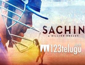 Sachin-A Billion Dreams movie review