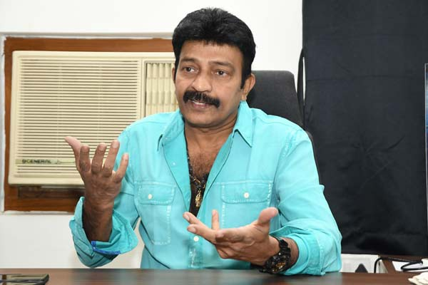 Rajasekhar to team up with Nag's director