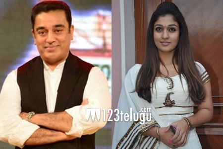 Star heroine opposite Kamal Haasan in Bharatheeyudu 2