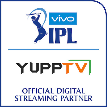 YuppTV awarded rights for Vivo-IPL 2018