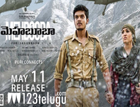 Mehabooba movie review