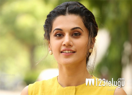 Taapsee gets good appreciation for her latest film