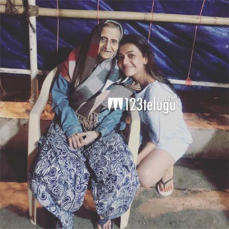 Top actress mourns loss of her role model | 123telugu com