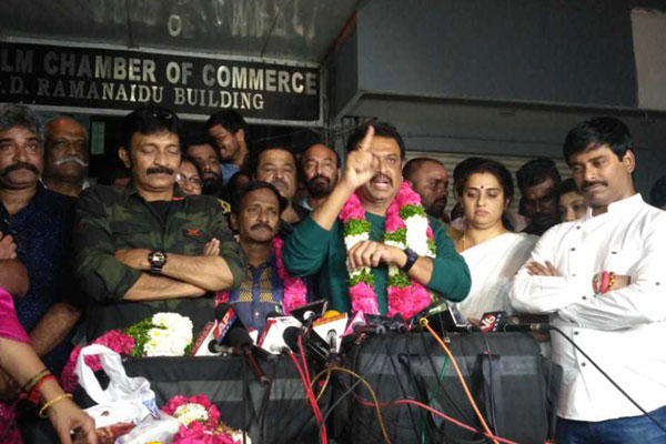 MAA Elections 2019: Naresh emerges victorious in a thrilling contest