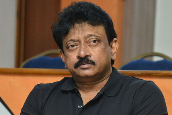 RGV announces the most ambitious film of his career
